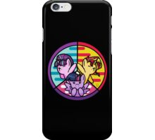 Starlight Glimmer, Sunset Shimmer and Twilight Sparkle iPhone Case/Skin