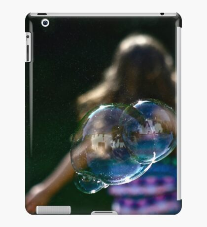 Sundown Bubbling iPad Case/Skin