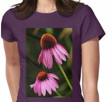 Petals And Quills Womens Fitted T-Shirt
