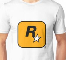 Rockstar logo HQ Unisex T-Shirt
