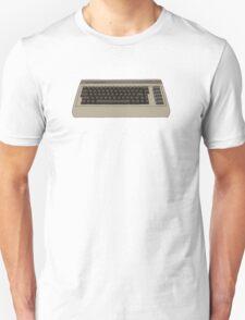 Commodore 64 C64 Design Unisex T-Shirt