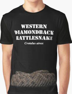 Rattlesnake Graphic T-Shirt