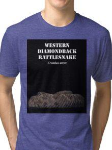 Rattlesnake Tri-blend T-Shirt
