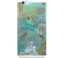 T-Urtle 17 - Kerry Beauchamp iPhone Case/Skin