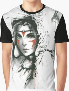 Princesse mononoke Graphic T-Shirt