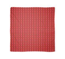 Ladybug Pattern Scarf