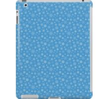 Snowflake pattern iPad Case/Skin