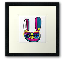 RabbitEars Framed Print