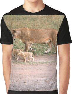 Taking The Kids To School Graphic T-Shirt