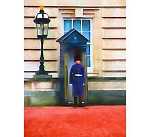Queens Guard Photographic Print