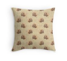dogue de bordeaux fawn spot design Throw Pillow