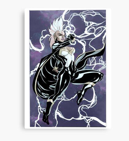 Uncanny X-Force Storm Canvas Print