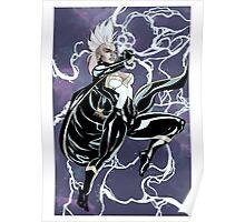 Uncanny X-Force Storm Poster