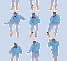 Drake Hotline Bling by THUGGINGHEIDIX0