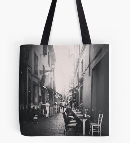 Quiet Street Tote Bag
