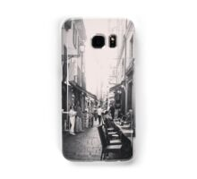 Quiet Street Samsung Galaxy Case/Skin