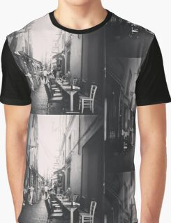Quiet Street Graphic T-Shirt