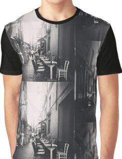 Quiet Street Graphic T-Shirt