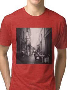 Quiet Street Tri-blend T-Shirt