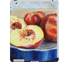 Peach Painting iPad Case/Skin