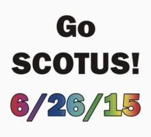 Go SCOTUS by Chris  Bradshaw