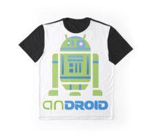 AN ] [ DROID Pop-Tech Chimera  Graphic T-Shirt