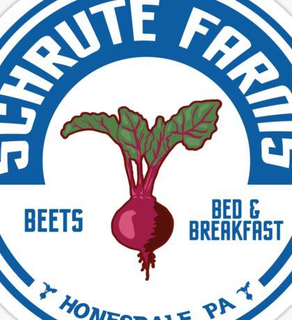 Schrute Farms Sticker