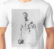 Steve Weatherford Portrait Unisex T-Shirt