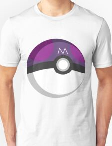Pokeball - Master Ball T-Shirt