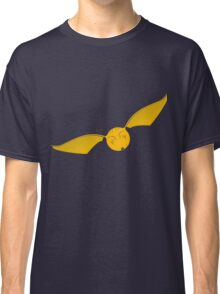 Snitch Yellow - huffl Classic T-Shirt