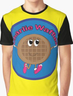 Charlie Waffles! Graphic T-Shirt