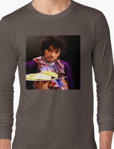 Y'all b*tches want pancakes? Long Sleeve T-Shirt