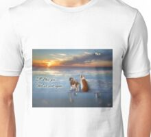 Pet Loss Sympathy/Rainbow Bridge Unisex T-Shirt