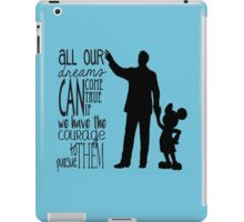Walt's Words iPad Case/Skin