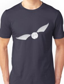 Snitch white Unisex T-Shirt