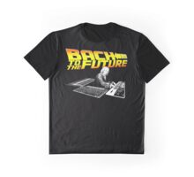 Bach to the Future. Graphic T-Shirt