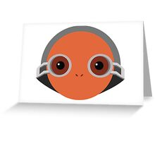 Maz Kanata - Simple Greeting Card