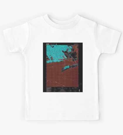New York NY Coney Island 137185 1995 24000 Inverted Kids Tee