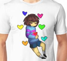 Undertale - Human/Frisk Unisex T-Shirt
