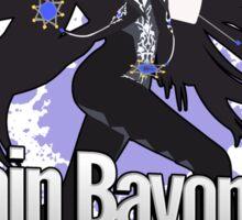 I Main Bayonetta - Super Smash Bros Sticker