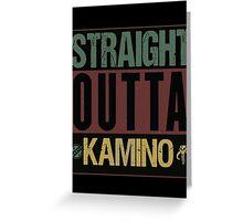 Star Wars - Straight Outta Kamino Greeting Card