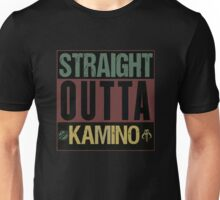 Star Wars - Straight Outta Kamino Unisex T-Shirt