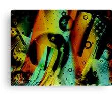 Kids Room - Fun Abstract Art Canvas Print