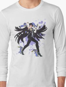 Bayonetta - Super Smash Bros Long Sleeve T-Shirt