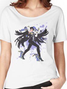 Bayonetta - Super Smash Bros Women's Relaxed Fit T-Shirt
