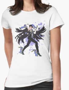 Bayonetta - Super Smash Bros Womens Fitted T-Shirt