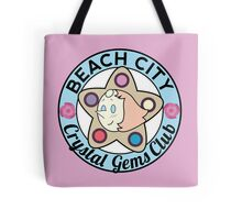 Pearl - Beach City Crystal Gems Club Tote Bag