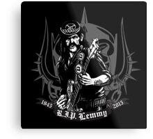 R.I.P. Lemmy Metal Print