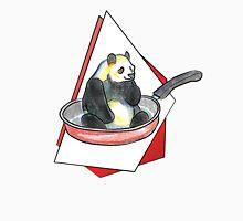 Frying Pan-da Unisex T-Shirt