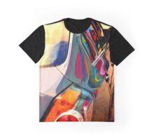 Art Car Graphic T-Shirt